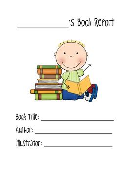 Help with writing a book report